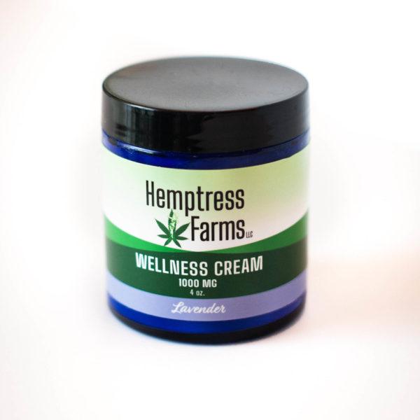 Lavendar CBD Wellness Cream