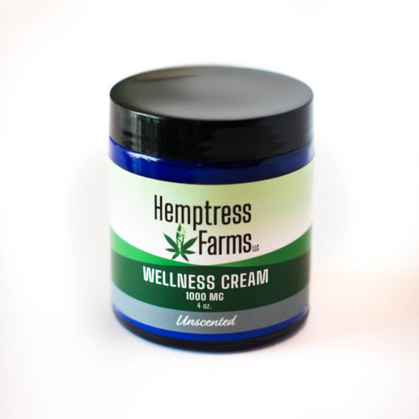 Unsented CBD Wellness Cream